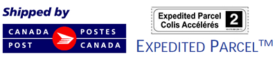 Canada Post Expedited Parcel Logo