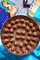 Chocolate Modak - Recipe for Ganesh ChaturthiDesserts