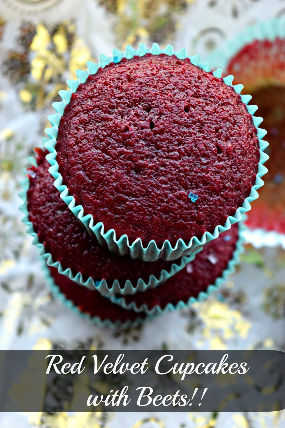 Eggless Red Velvet Cake Recipe With Beetroot