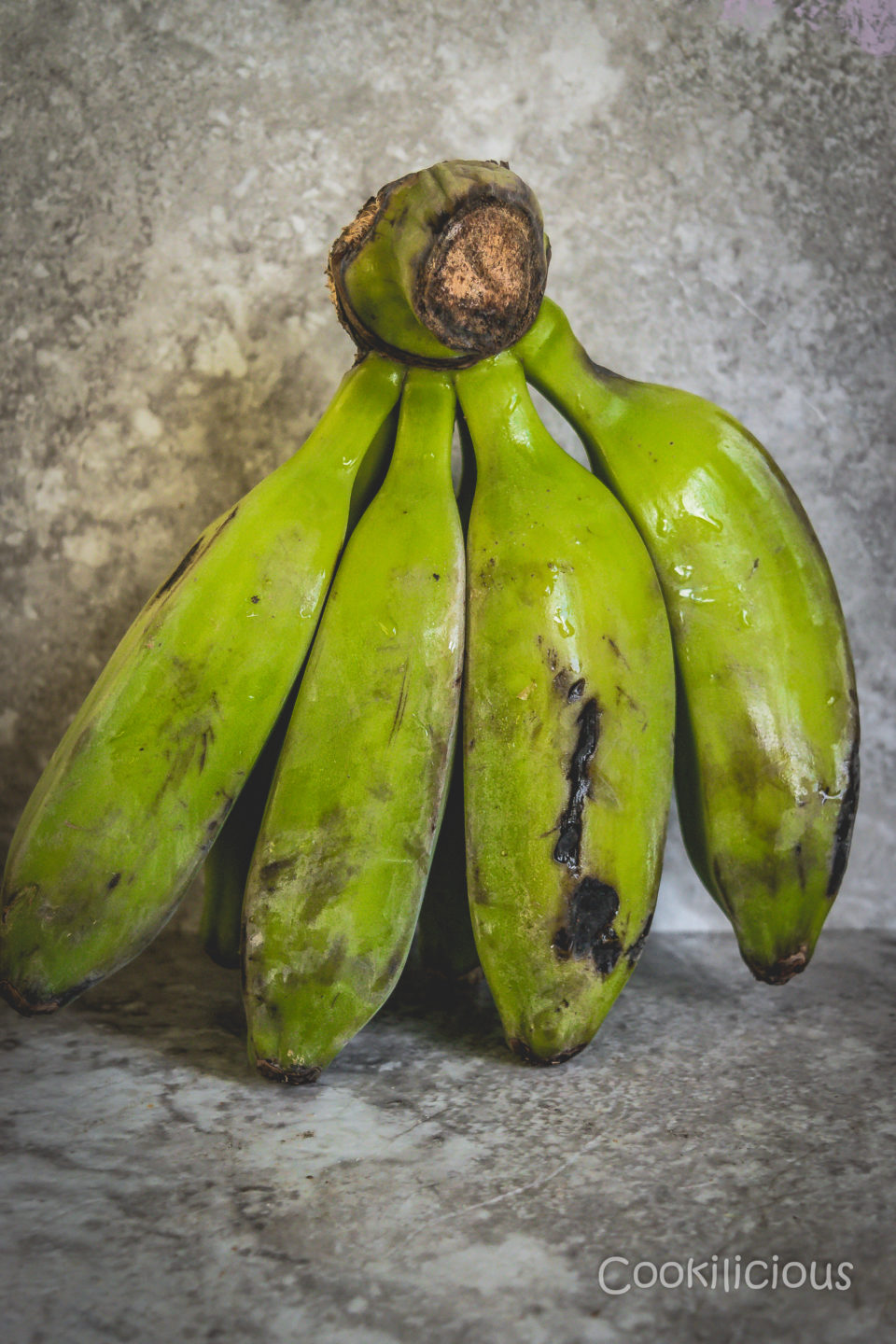image of plantains or cooking banana