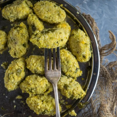 How to make Spicy & Steamed Vegan Lentil Balls Recipe!