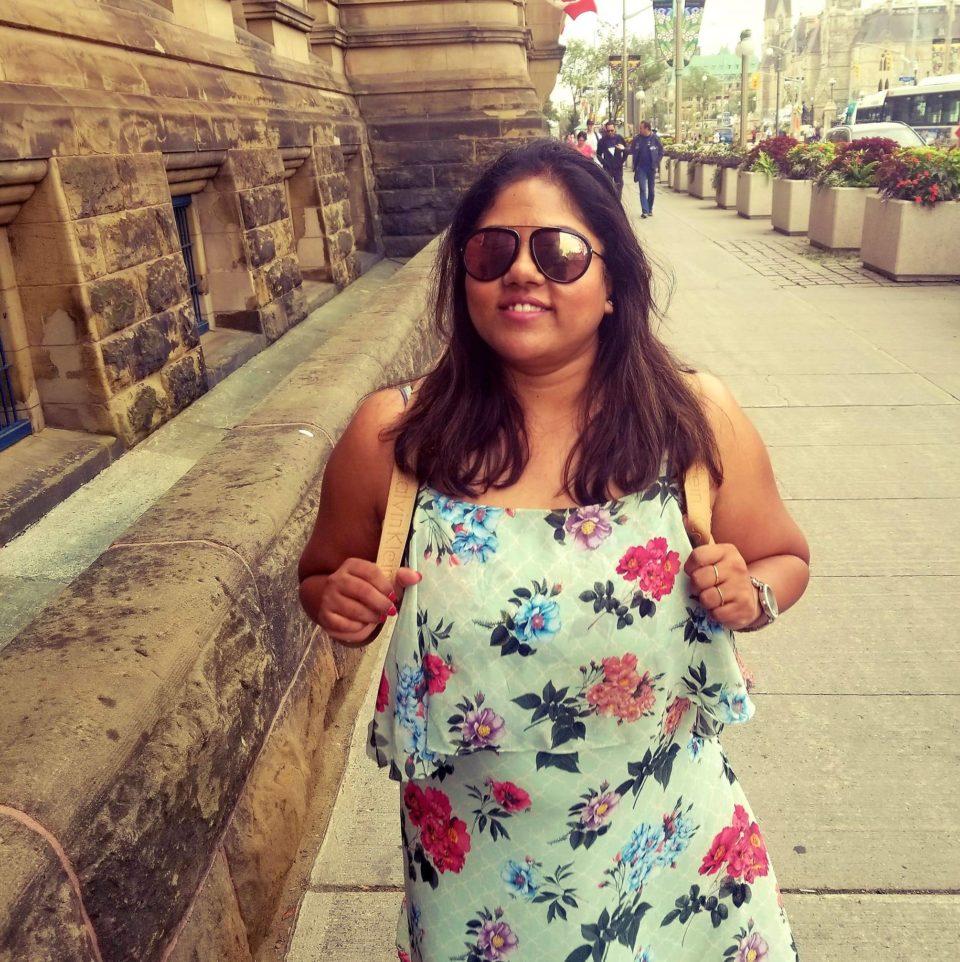 image of Priya the food blogger at Cookilicious