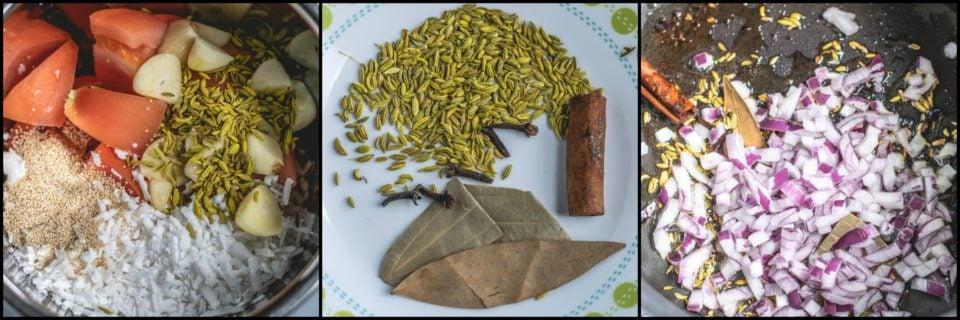 South Indian Chickpeas Curry | Chettinad Kondai Kadalai KuzhambuCurries & Gravies South Indian