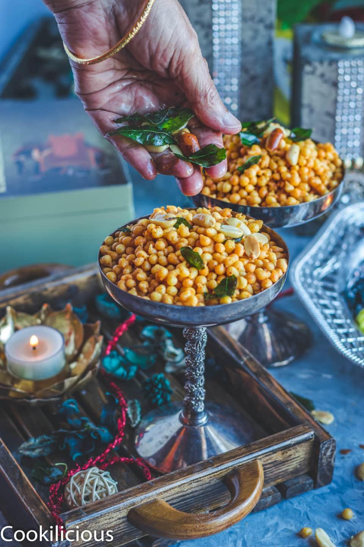 Kara Boondi Mixture | Namkeen Boondi - Dry SnackAppetizers & Snacks