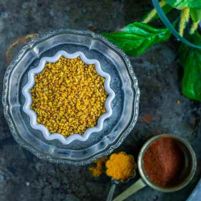 Crunchy Moong Dal Snack