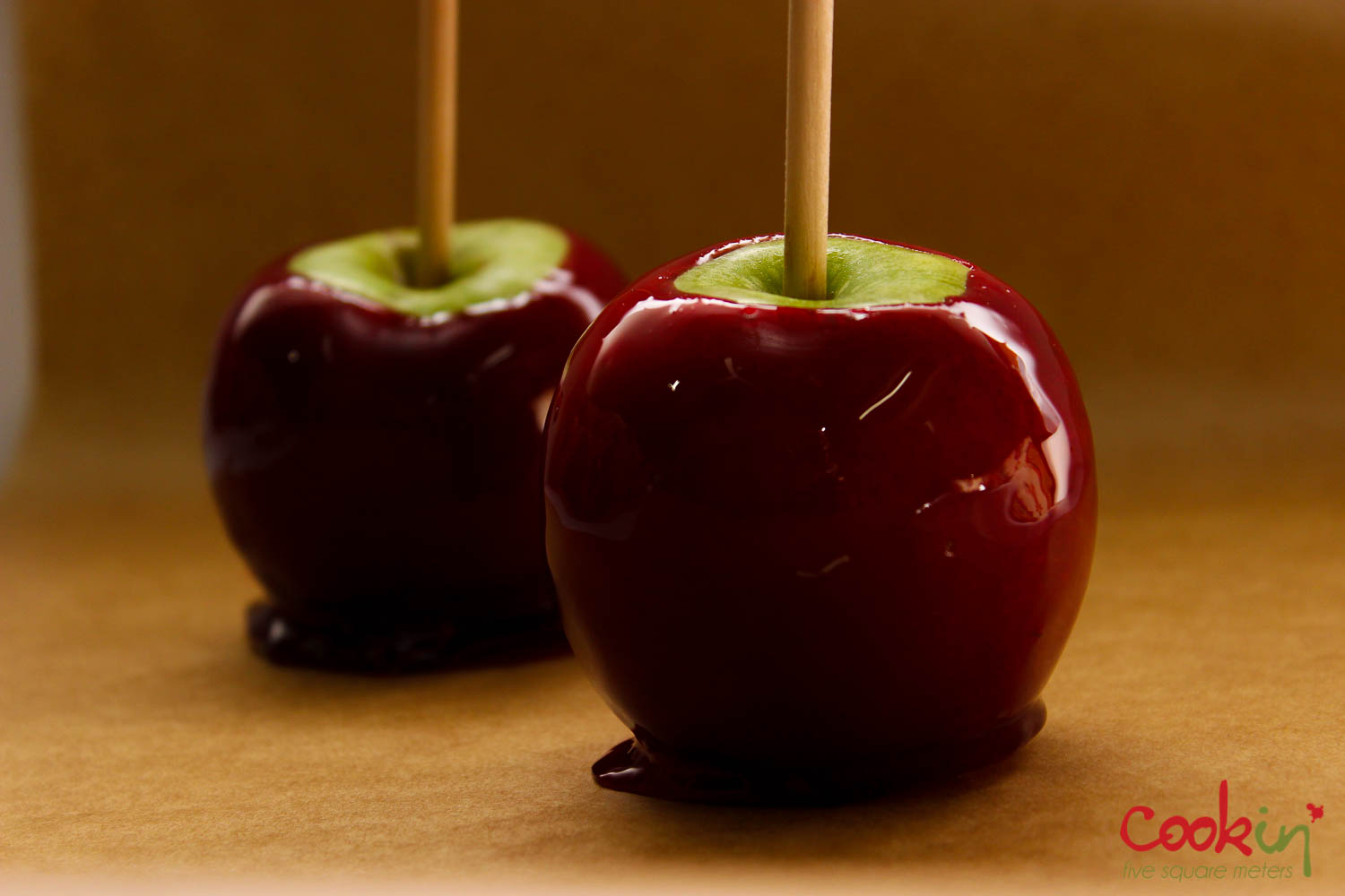 Halloween Candy Apples Without Corn Syrup