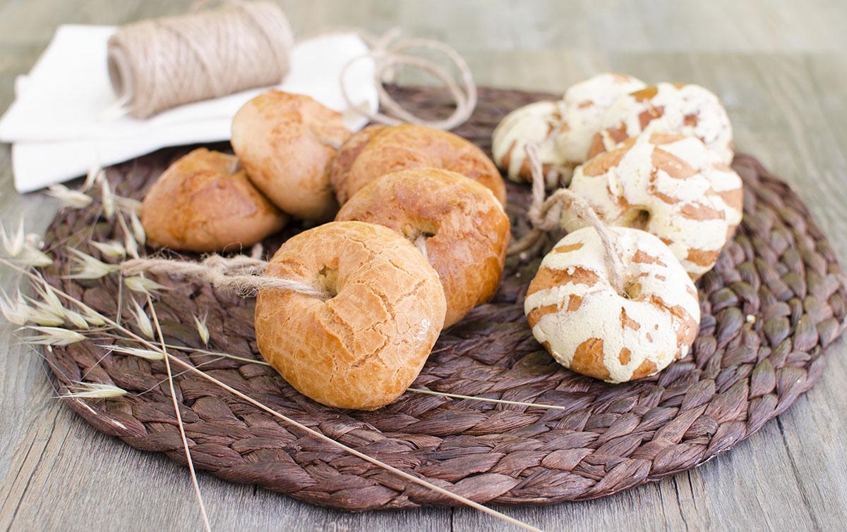 Rosquillas tontas y listas de San Isidro  Recetas Mycook