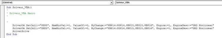 Solveur VBA 06