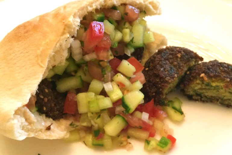 Traditional Israeli Falafel