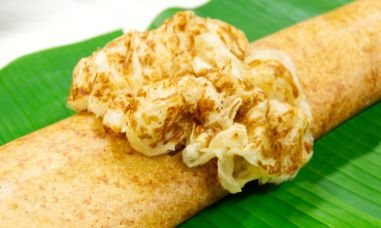 malaysian style roti street food in kuala lumpur