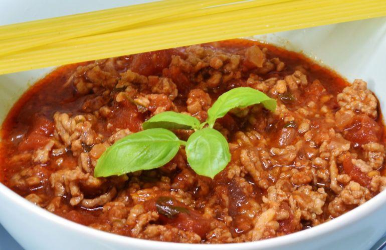Traditional Italian Ragù Bolognese