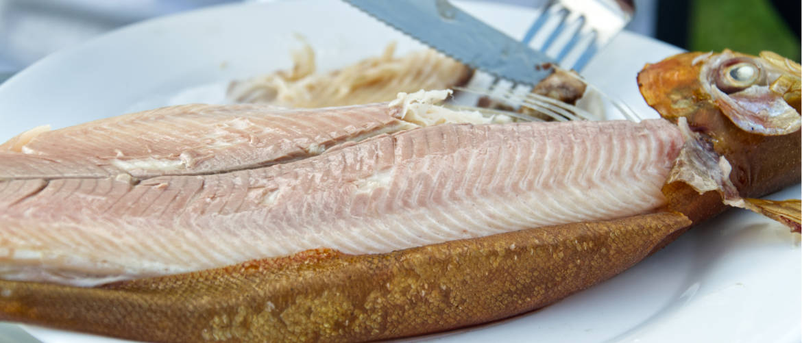 Warm Smoked Trout Cooking The World