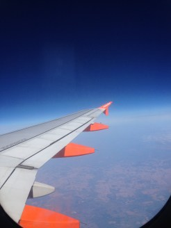 Easyjet flight