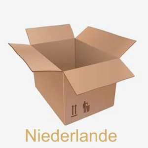 Paketversand NL – 2 Wandbilder