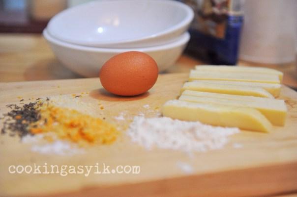 resep mozzarella goreng,  olahan mozzarella, keju goreng