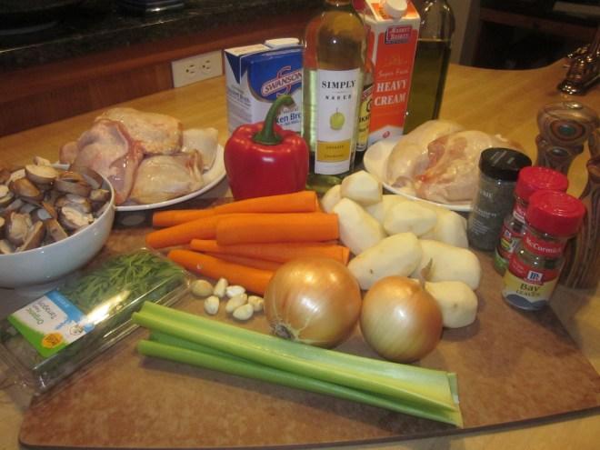 slow cooker chicken tarragon 015