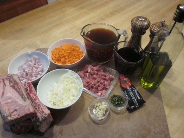 ham hock and lentil soup 030