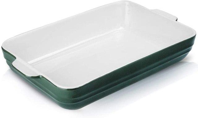 ceramic baking tray