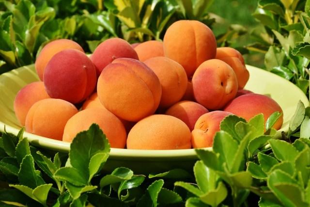 ripen peaches