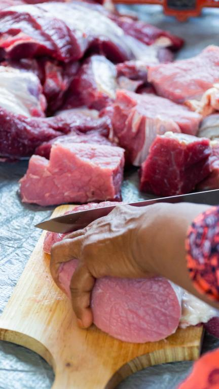 beef slicing