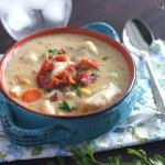 Corn and Crab Chowder
