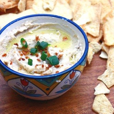 Butterbean Hummus