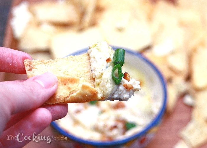 Butterbean Hummus - CookingBride.com