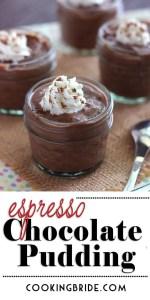 Chocolate Pudding P