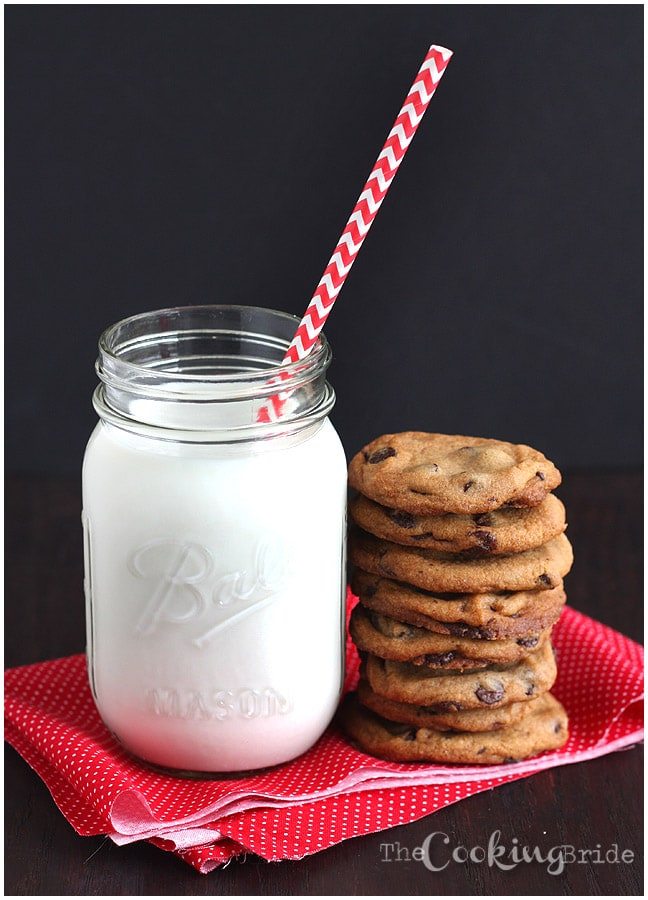 Sure, slice and bake cookies are convenient, but chocolate chip cookies from scratch taste better and are easier to make than you think.