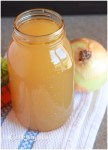 Homemade Chicken Stock - CookingBride.com