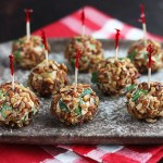 Brandy Cheese Balls - CookingBride.com