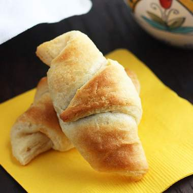 Crescent Roll Appetizers