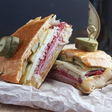 Reuben Sandwich Recipe