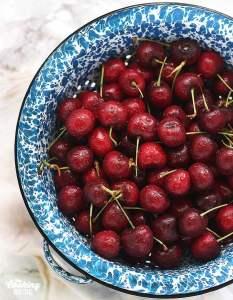 cherry berry vodka lemonade