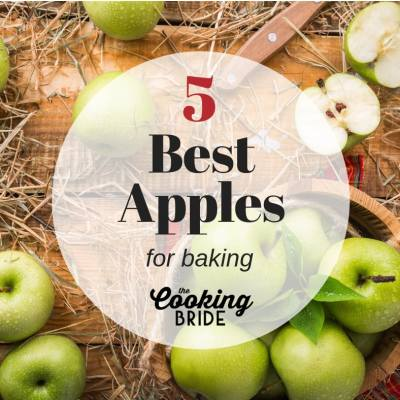 The 5 Best Apples for Baking