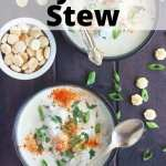 southern oyster stew
