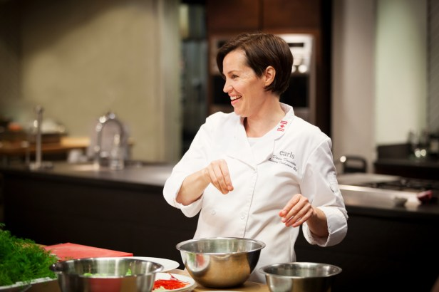 Earls Chef Dawn Doucette