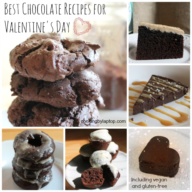 Best Chocolate Recipes For Valentine S Day Archives Cooking By Laptop