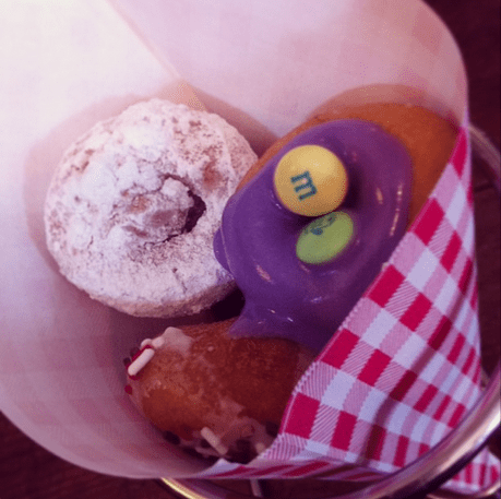 outpost mini donuts