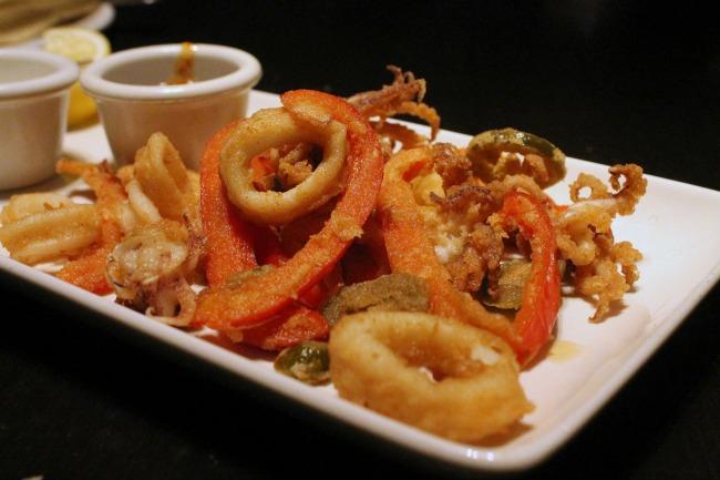 the keg calamari