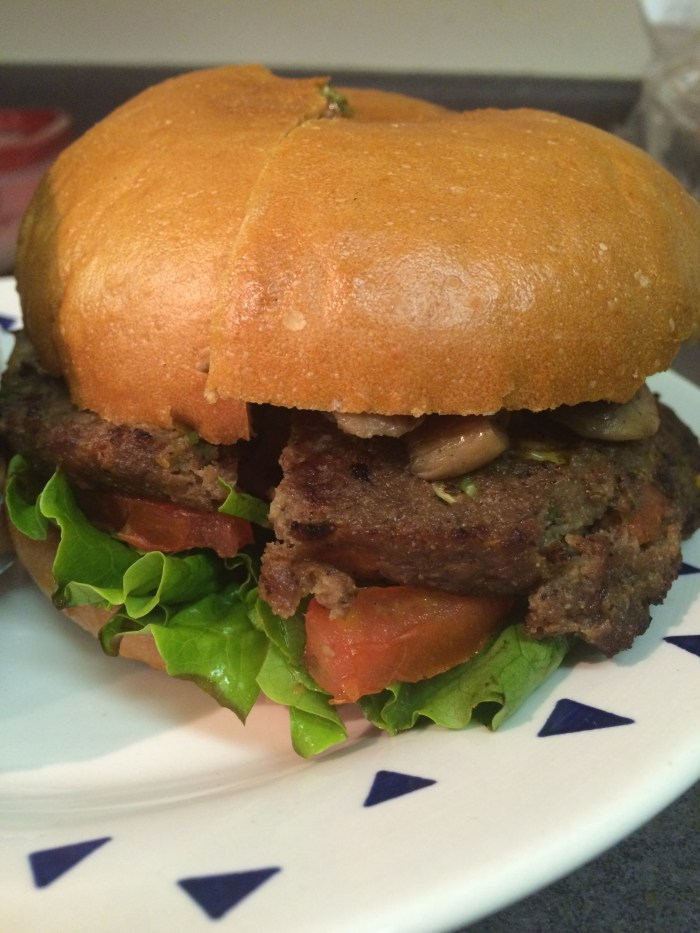 moderne burger