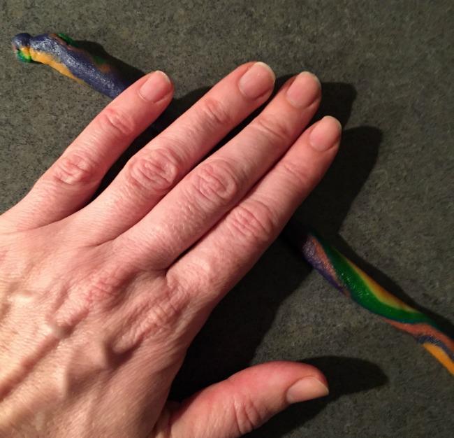 Sparkly Rainbow Unicorn Poop 6