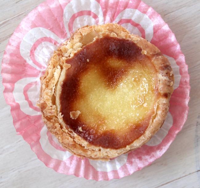 First Avenue Bakery Portugese Tart