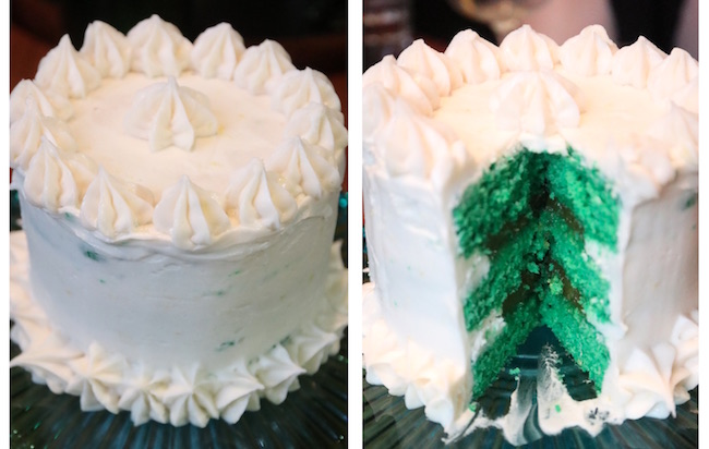 Emerald Cake