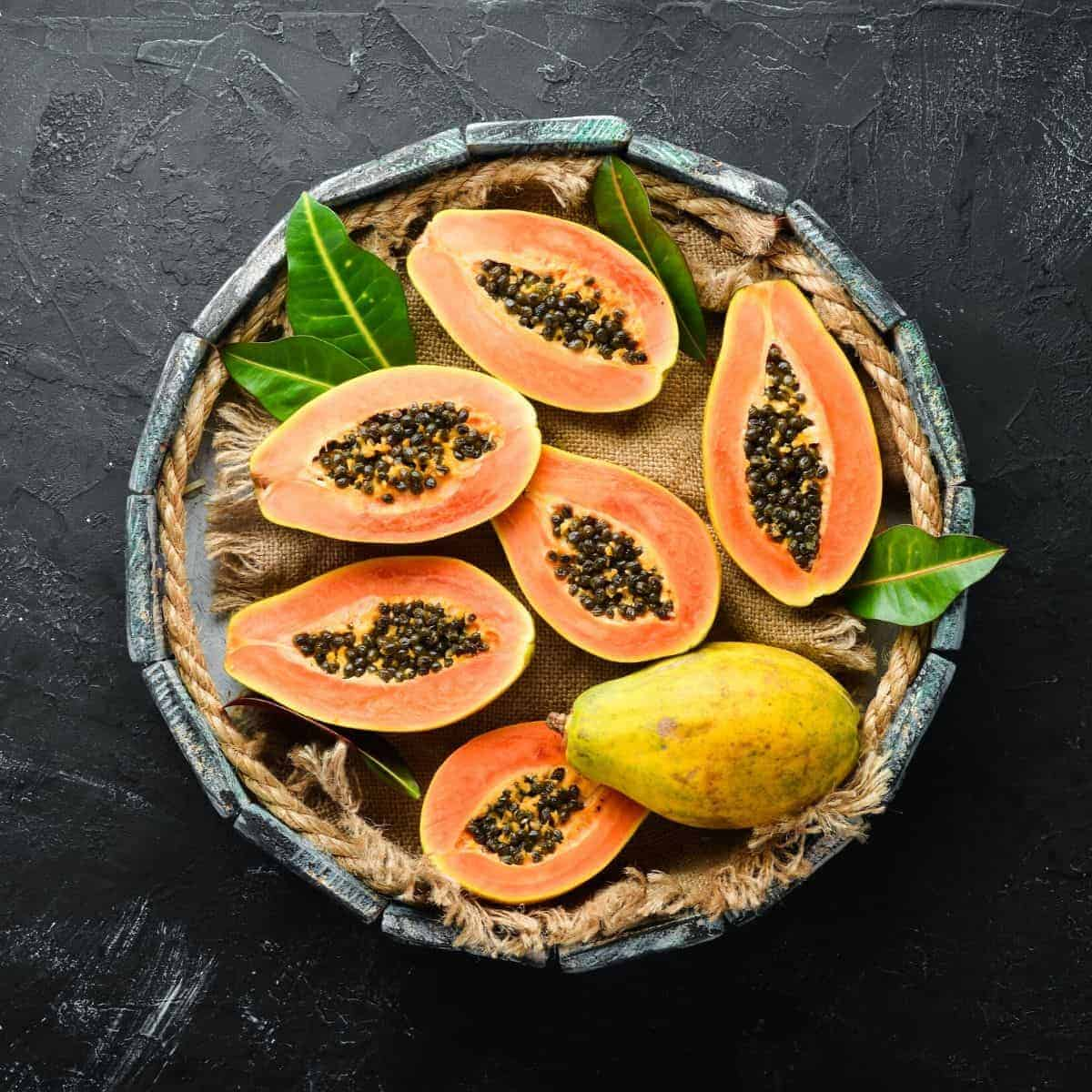 What Does Papaya Taste Like and How Do You Eat It?