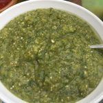 Roasted Tomatillo Salsa - CookingCoOp.com