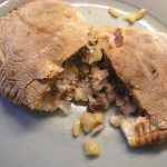 Savory Pork with Apple and Sage Pies