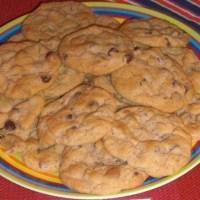Jessica's Chocolate Chip Cookies