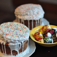 Easter Kulich