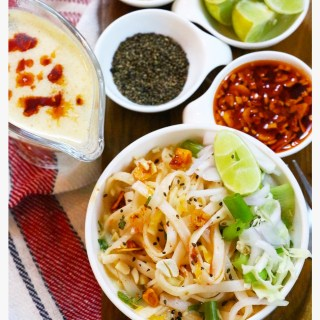 Khao Soi Curry Noodle